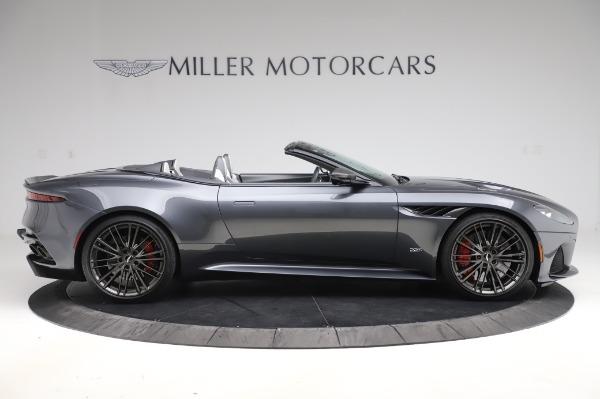 Used 2020 Aston Martin DBS Superleggera Volante for sale Sold at Aston Martin of Greenwich in Greenwich CT 06830 8