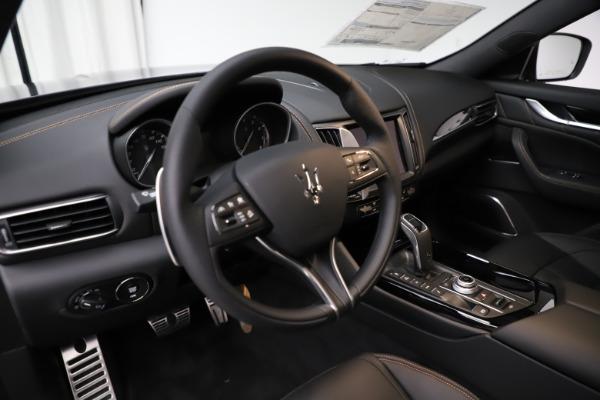New 2020 Maserati Levante Q4 GranSport for sale $88,485 at Aston Martin of Greenwich in Greenwich CT 06830 13