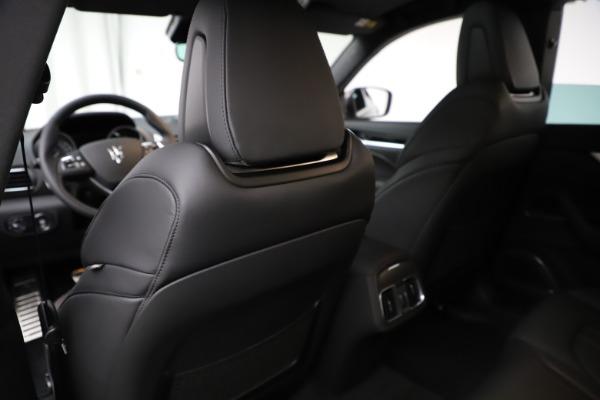 New 2020 Maserati Levante Q4 GranSport for sale $88,485 at Aston Martin of Greenwich in Greenwich CT 06830 19