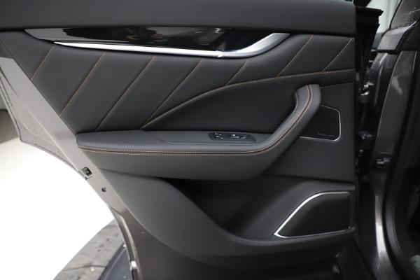 New 2020 Maserati Levante Q4 GranSport for sale $88,485 at Aston Martin of Greenwich in Greenwich CT 06830 20