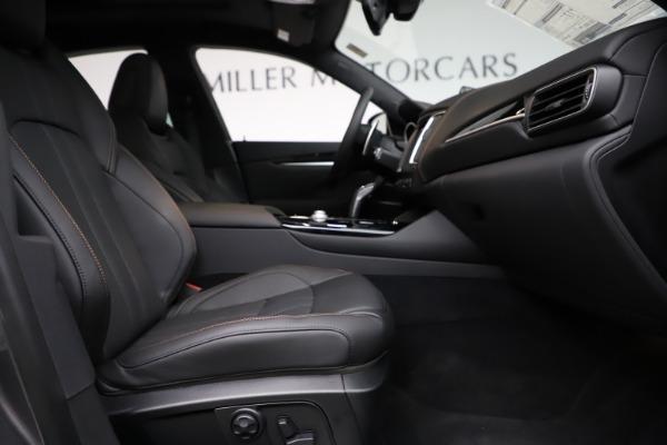 New 2020 Maserati Levante Q4 GranSport for sale $88,485 at Aston Martin of Greenwich in Greenwich CT 06830 22