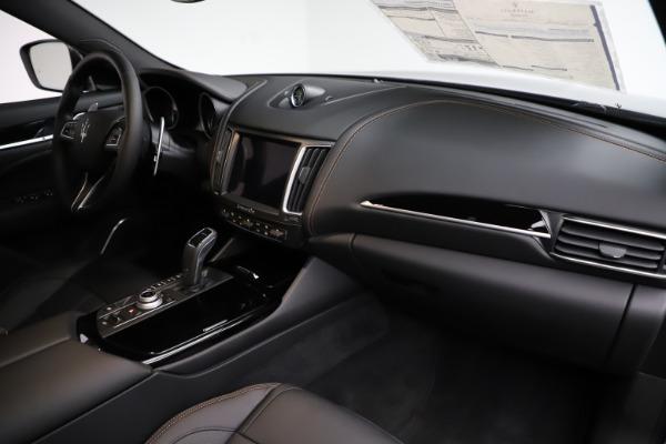 New 2020 Maserati Levante Q4 GranSport for sale $88,485 at Aston Martin of Greenwich in Greenwich CT 06830 23