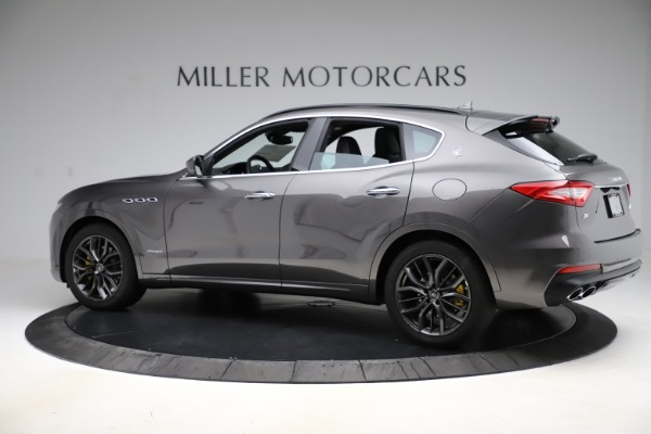 New 2020 Maserati Levante Q4 GranSport for sale $88,485 at Aston Martin of Greenwich in Greenwich CT 06830 4