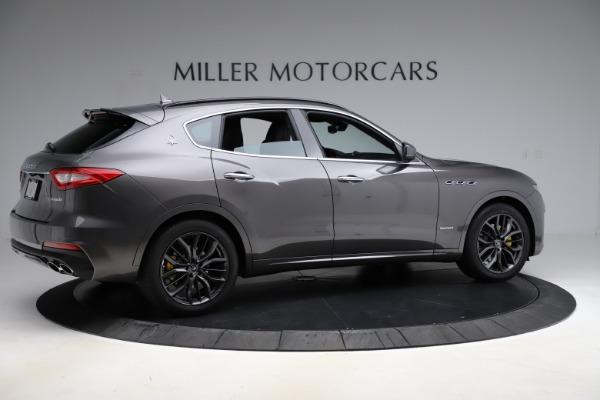 New 2020 Maserati Levante Q4 GranSport for sale $88,485 at Aston Martin of Greenwich in Greenwich CT 06830 8