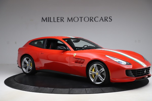 Used 2018 Ferrari GTC4Lusso for sale Call for price at Aston Martin of Greenwich in Greenwich CT 06830 10