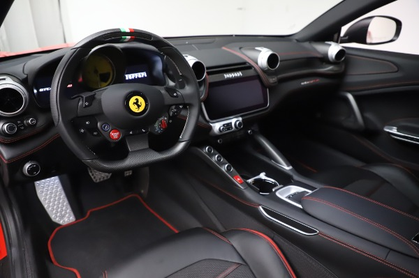 Used 2018 Ferrari GTC4Lusso for sale Call for price at Aston Martin of Greenwich in Greenwich CT 06830 13