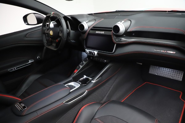 Used 2018 Ferrari GTC4Lusso for sale Call for price at Aston Martin of Greenwich in Greenwich CT 06830 19
