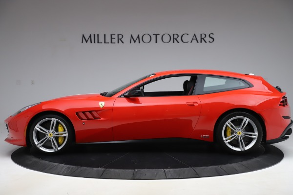 Used 2018 Ferrari GTC4Lusso for sale Call for price at Aston Martin of Greenwich in Greenwich CT 06830 3