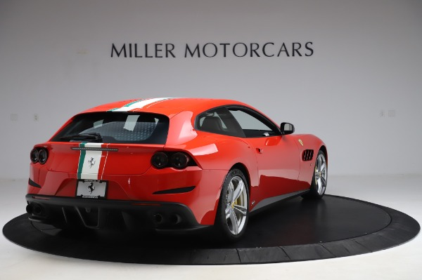 Used 2018 Ferrari GTC4Lusso for sale Call for price at Aston Martin of Greenwich in Greenwich CT 06830 7