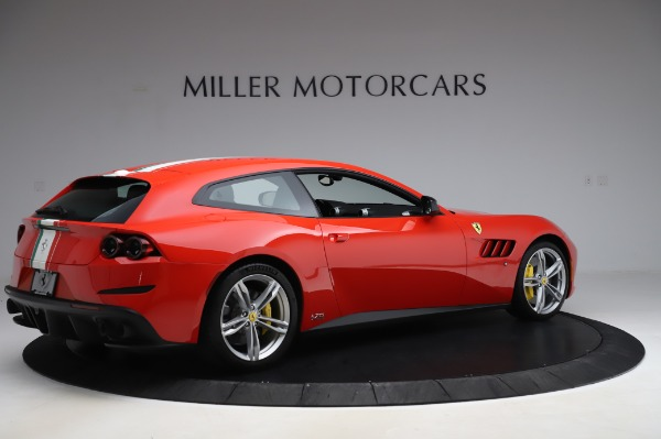 Used 2018 Ferrari GTC4Lusso for sale Call for price at Aston Martin of Greenwich in Greenwich CT 06830 8