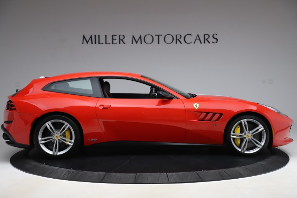 Used 2018 Ferrari GTC4Lusso for sale Call for price at Aston Martin of Greenwich in Greenwich CT 06830 9