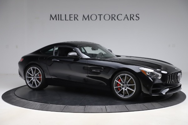 Used 2018 Mercedes-Benz AMG GT S for sale $103,900 at Aston Martin of Greenwich in Greenwich CT 06830 10