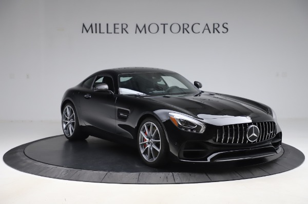 Used 2018 Mercedes-Benz AMG GT S for sale $103,900 at Aston Martin of Greenwich in Greenwich CT 06830 11