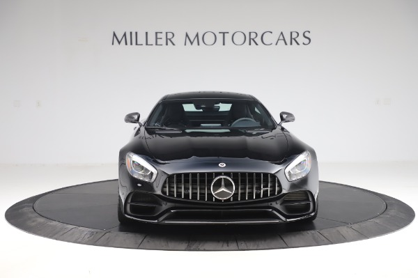 Used 2018 Mercedes-Benz AMG GT S for sale $103,900 at Aston Martin of Greenwich in Greenwich CT 06830 12
