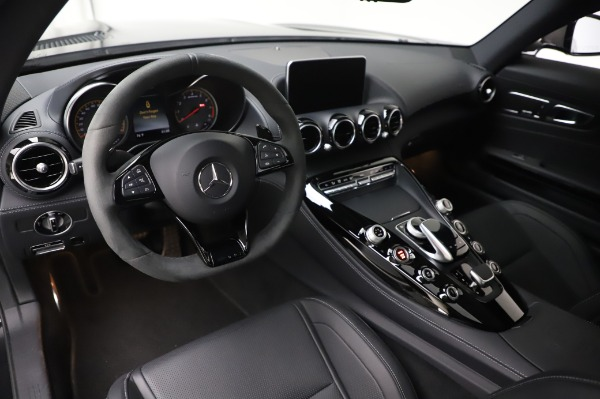 Used 2018 Mercedes-Benz AMG GT S for sale $103,900 at Aston Martin of Greenwich in Greenwich CT 06830 13