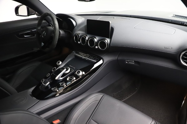 Used 2018 Mercedes-Benz AMG GT S for sale $103,900 at Aston Martin of Greenwich in Greenwich CT 06830 17