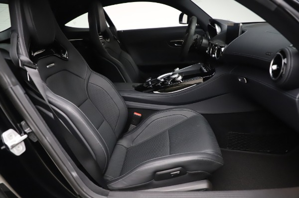 Used 2018 Mercedes-Benz AMG GT S for sale $103,900 at Aston Martin of Greenwich in Greenwich CT 06830 18