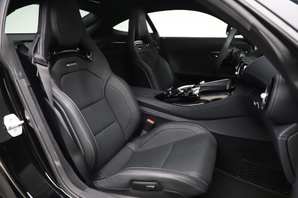Used 2018 Mercedes-Benz AMG GT S for sale $103,900 at Aston Martin of Greenwich in Greenwich CT 06830 19