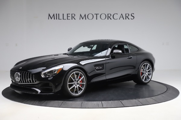 Used 2018 Mercedes-Benz AMG GT S for sale $103,900 at Aston Martin of Greenwich in Greenwich CT 06830 2