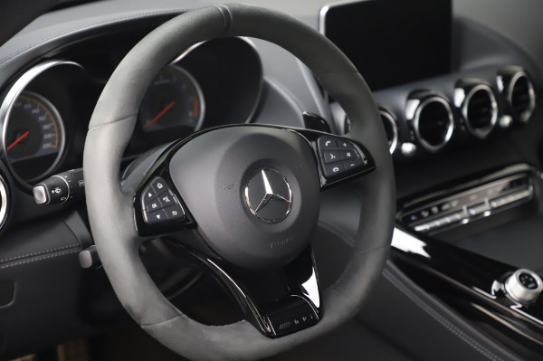 Used 2018 Mercedes-Benz AMG GT S for sale $103,900 at Aston Martin of Greenwich in Greenwich CT 06830 20
