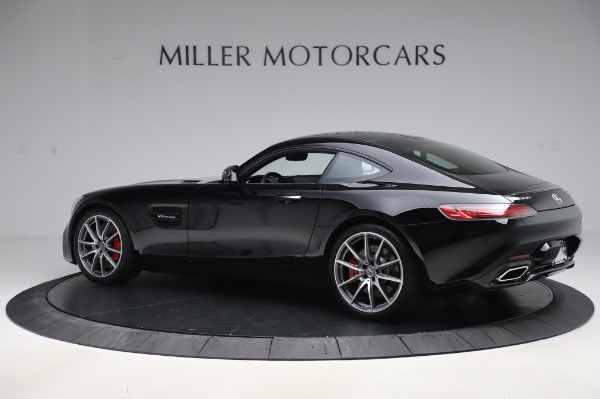 Used 2018 Mercedes-Benz AMG GT S for sale $103,900 at Aston Martin of Greenwich in Greenwich CT 06830 4