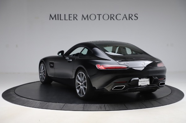 Used 2018 Mercedes-Benz AMG GT S for sale $103,900 at Aston Martin of Greenwich in Greenwich CT 06830 5