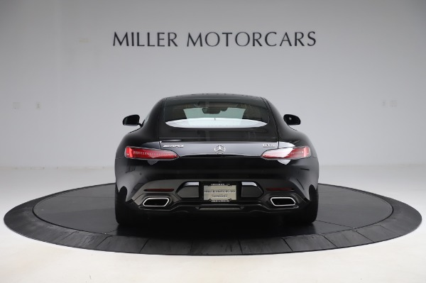Used 2018 Mercedes-Benz AMG GT S for sale $103,900 at Aston Martin of Greenwich in Greenwich CT 06830 6