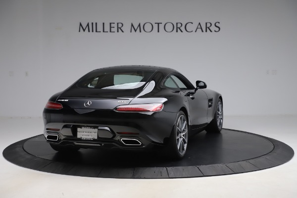 Used 2018 Mercedes-Benz AMG GT S for sale $103,900 at Aston Martin of Greenwich in Greenwich CT 06830 7
