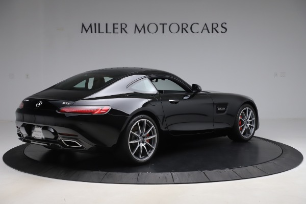 Used 2018 Mercedes-Benz AMG GT S for sale $103,900 at Aston Martin of Greenwich in Greenwich CT 06830 8