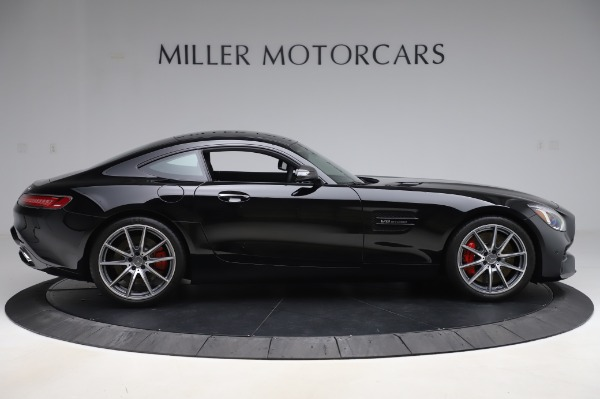 Used 2018 Mercedes-Benz AMG GT S for sale $103,900 at Aston Martin of Greenwich in Greenwich CT 06830 9