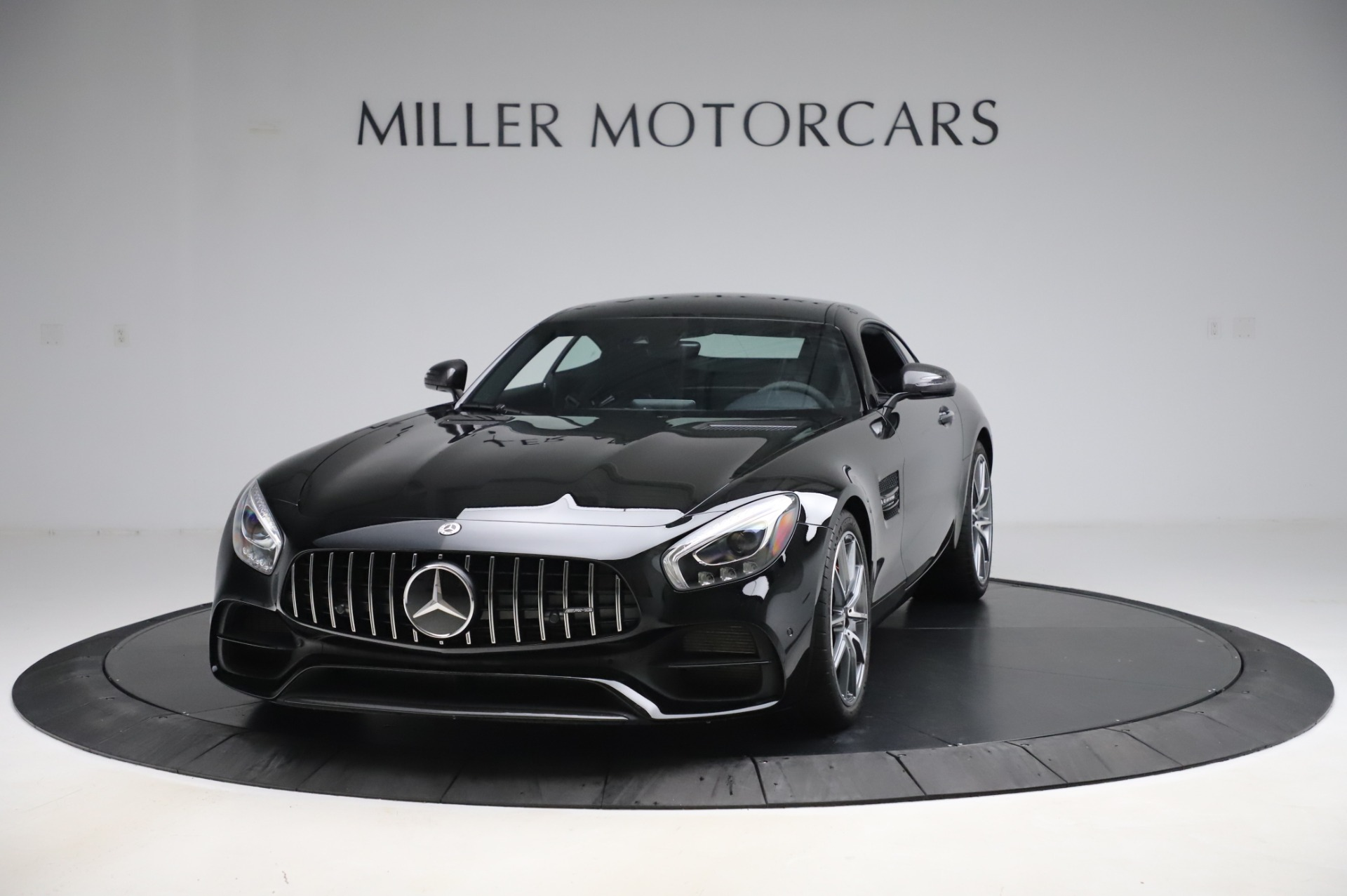 Used 2018 Mercedes-Benz AMG GT S for sale $103,900 at Aston Martin of Greenwich in Greenwich CT 06830 1