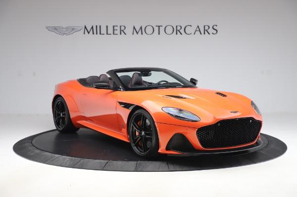 Used 2020 Aston Martin DBS Superleggera Volante for sale $339,800 at Aston Martin of Greenwich in Greenwich CT 06830 10
