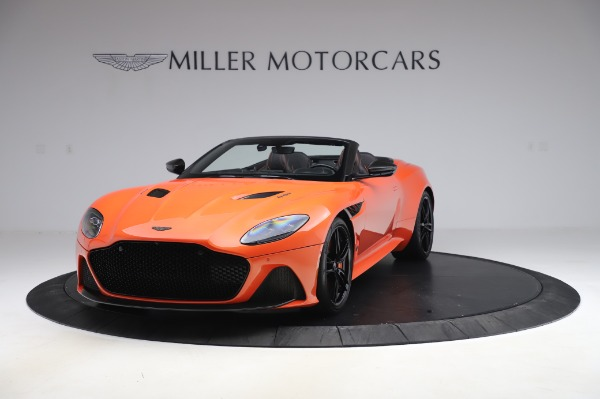Used 2020 Aston Martin DBS Superleggera for sale $339,900 at Aston Martin of Greenwich in Greenwich CT 06830 12