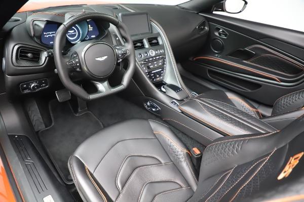 Used 2020 Aston Martin DBS Superleggera Volante for sale $339,800 at Aston Martin of Greenwich in Greenwich CT 06830 13