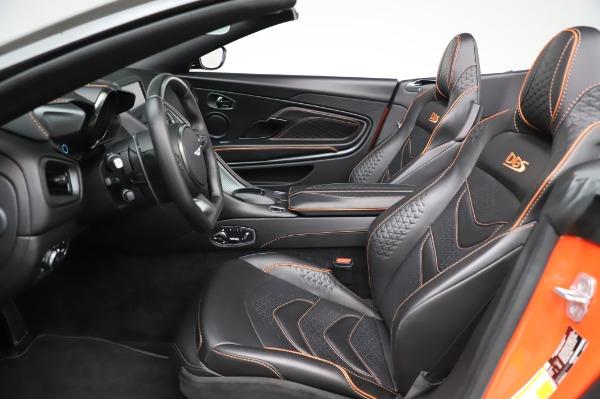 Used 2020 Aston Martin DBS Superleggera Volante for sale $339,800 at Aston Martin of Greenwich in Greenwich CT 06830 14