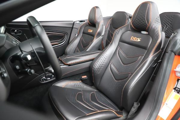 Used 2020 Aston Martin DBS Superleggera Volante for sale $339,800 at Aston Martin of Greenwich in Greenwich CT 06830 15