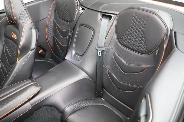 Used 2020 Aston Martin DBS Superleggera Volante for sale $339,800 at Aston Martin of Greenwich in Greenwich CT 06830 16