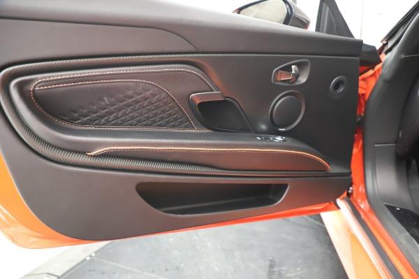 Used 2020 Aston Martin DBS Superleggera Volante for sale $339,800 at Aston Martin of Greenwich in Greenwich CT 06830 18