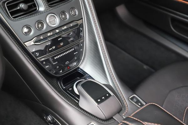 Used 2020 Aston Martin DBS Superleggera Volante for sale $339,800 at Aston Martin of Greenwich in Greenwich CT 06830 21