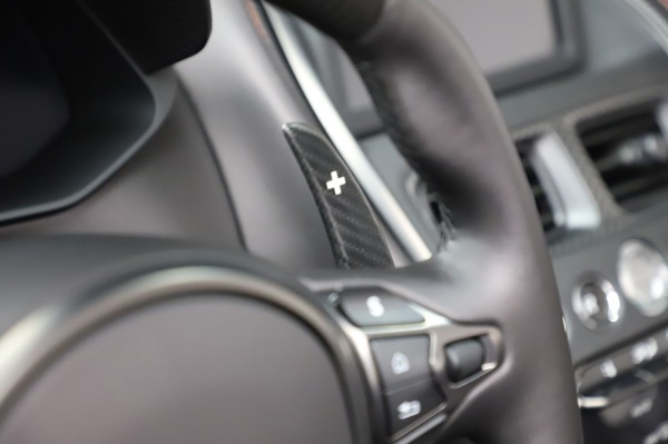 Used 2020 Aston Martin DBS Superleggera Volante for sale $339,800 at Aston Martin of Greenwich in Greenwich CT 06830 22