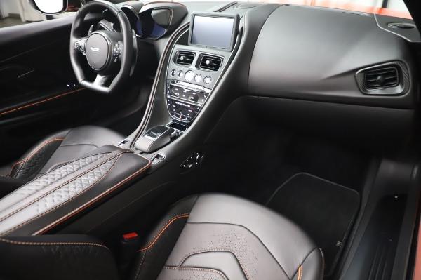 Used 2020 Aston Martin DBS Superleggera Volante for sale $339,800 at Aston Martin of Greenwich in Greenwich CT 06830 23