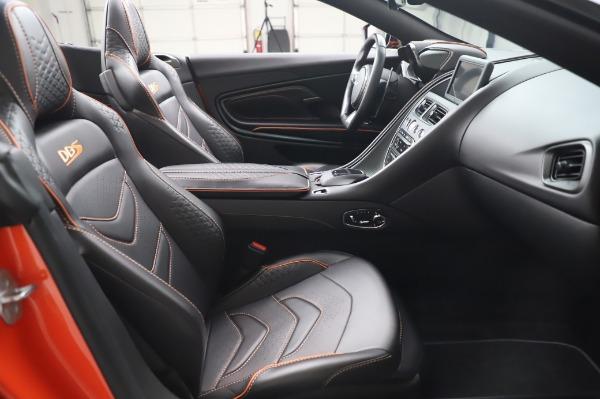 Used 2020 Aston Martin DBS Superleggera Volante for sale $339,800 at Aston Martin of Greenwich in Greenwich CT 06830 24