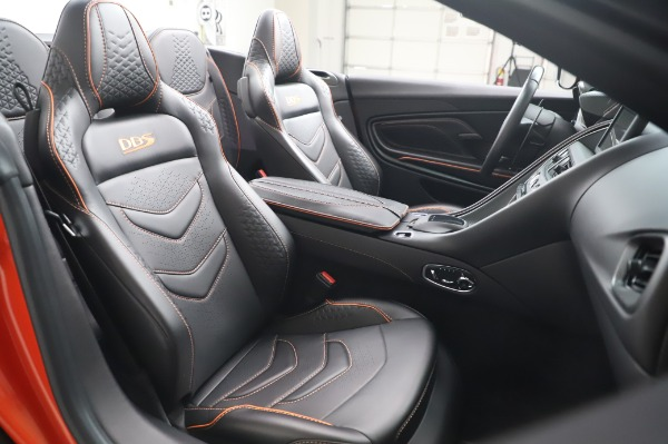 Used 2020 Aston Martin DBS Superleggera for sale $339,900 at Aston Martin of Greenwich in Greenwich CT 06830 25