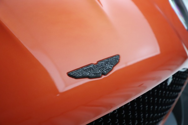 Used 2020 Aston Martin DBS Superleggera Volante for sale $339,800 at Aston Martin of Greenwich in Greenwich CT 06830 26