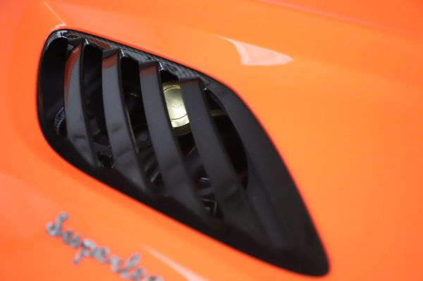 Used 2020 Aston Martin DBS Superleggera for sale $339,900 at Aston Martin of Greenwich in Greenwich CT 06830 27