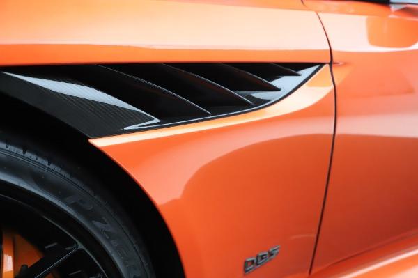 Used 2020 Aston Martin DBS Superleggera Volante for sale $339,800 at Aston Martin of Greenwich in Greenwich CT 06830 28