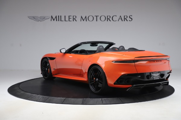 Used 2020 Aston Martin DBS Superleggera Volante for sale $339,800 at Aston Martin of Greenwich in Greenwich CT 06830 4