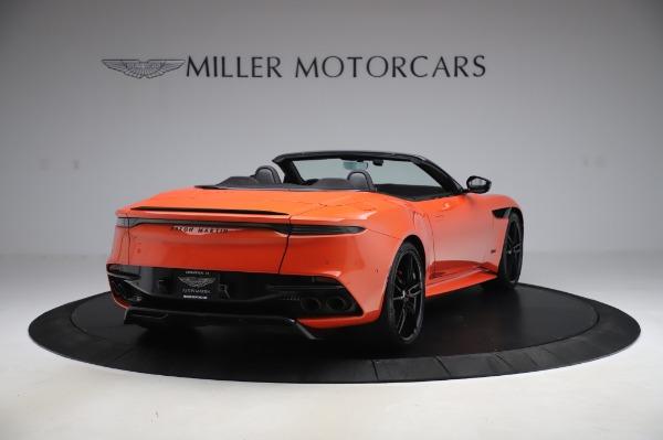 Used 2020 Aston Martin DBS Superleggera Volante for sale $339,800 at Aston Martin of Greenwich in Greenwich CT 06830 6