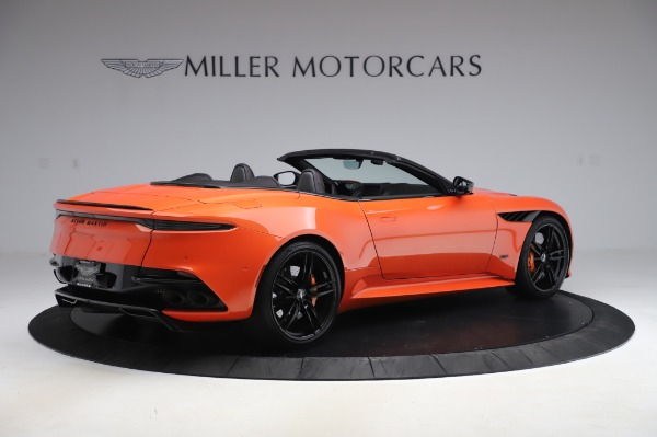 Used 2020 Aston Martin DBS Superleggera Volante for sale $339,800 at Aston Martin of Greenwich in Greenwich CT 06830 7