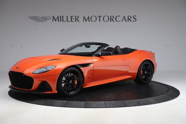 Used 2020 Aston Martin DBS Superleggera Volante for sale $339,800 at Aston Martin of Greenwich in Greenwich CT 06830 1